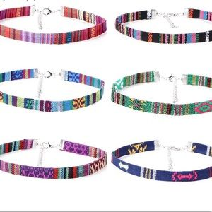 Summer Printed Choker SALE, NO OFFERS ❗️